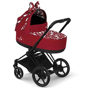 Nacelle luxe PRIAM Cybex Petticoat Red dark red