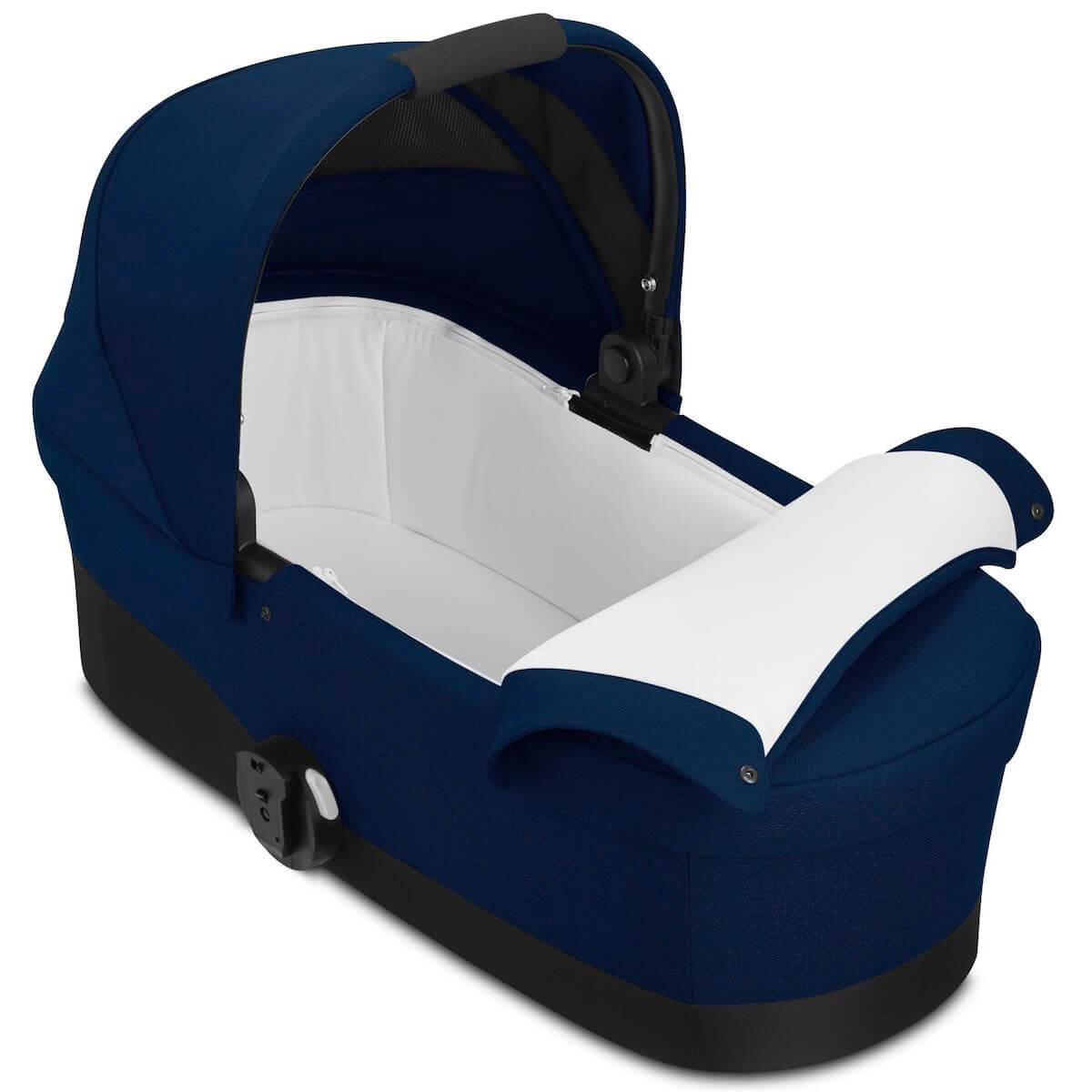 Nacelle S Cybex River blue-turquoise