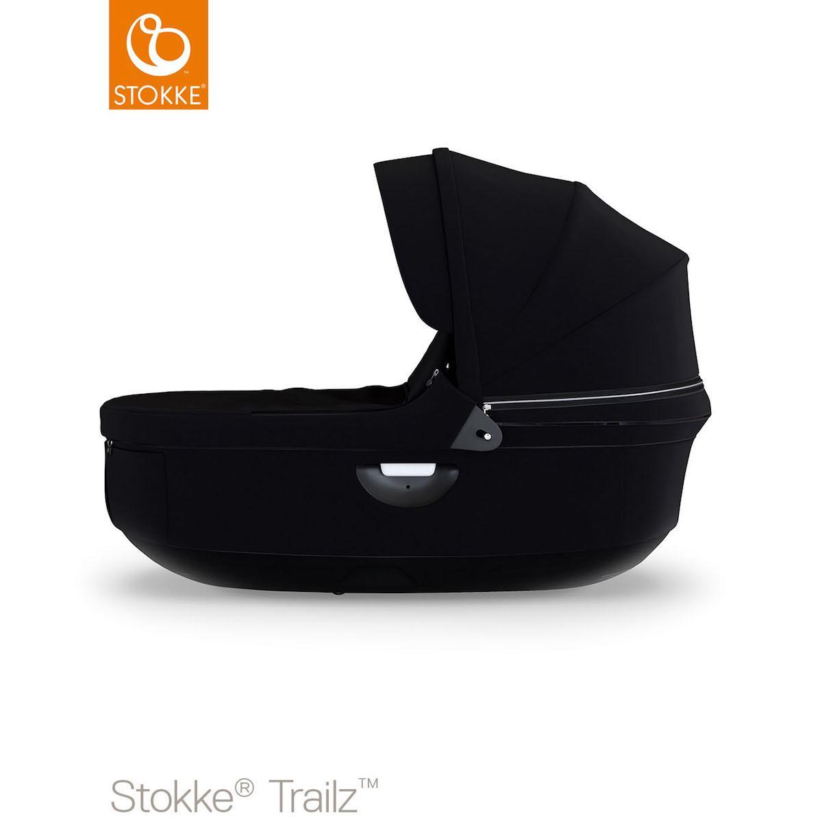 Nacelle TRAILZ Stokke noir