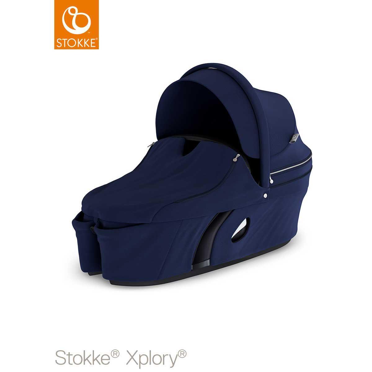 Nacelle V6 XPLORY Stokke bleu profond