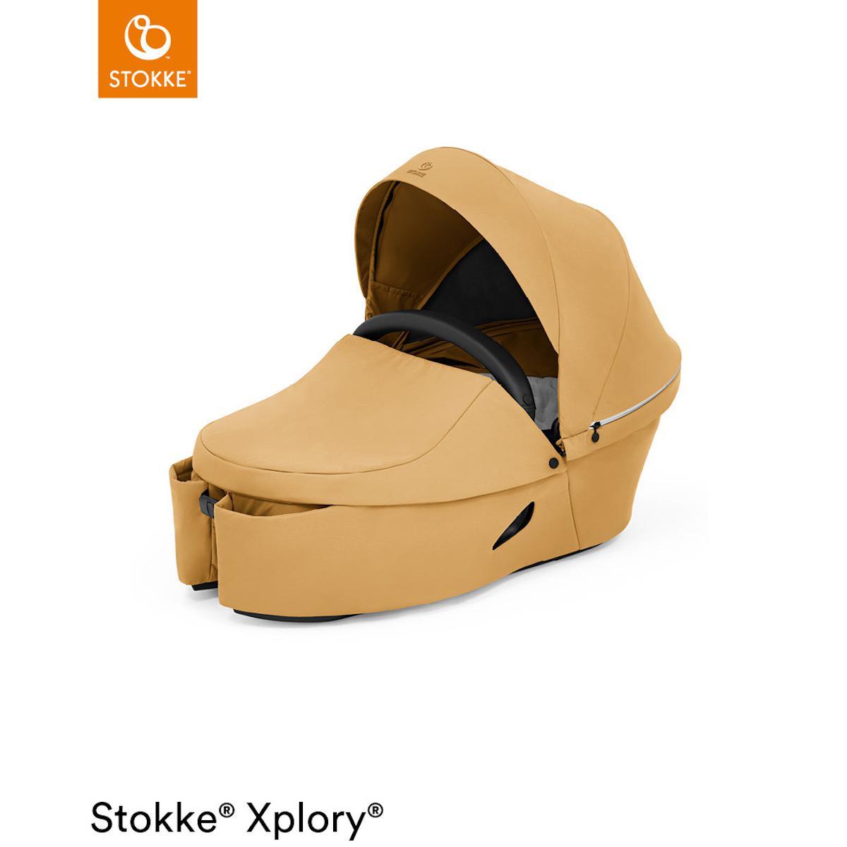 Nacelle XPLORY X Stokke Golden Yellow