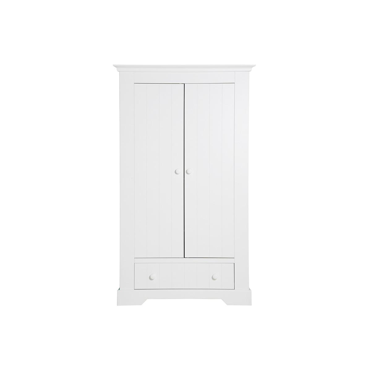NARBONNE by Bopita Armoire 2 portes et tiroir