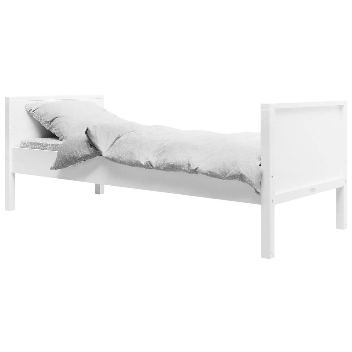 NORDIC by Bopita Lit de base 90x200cm Blanc