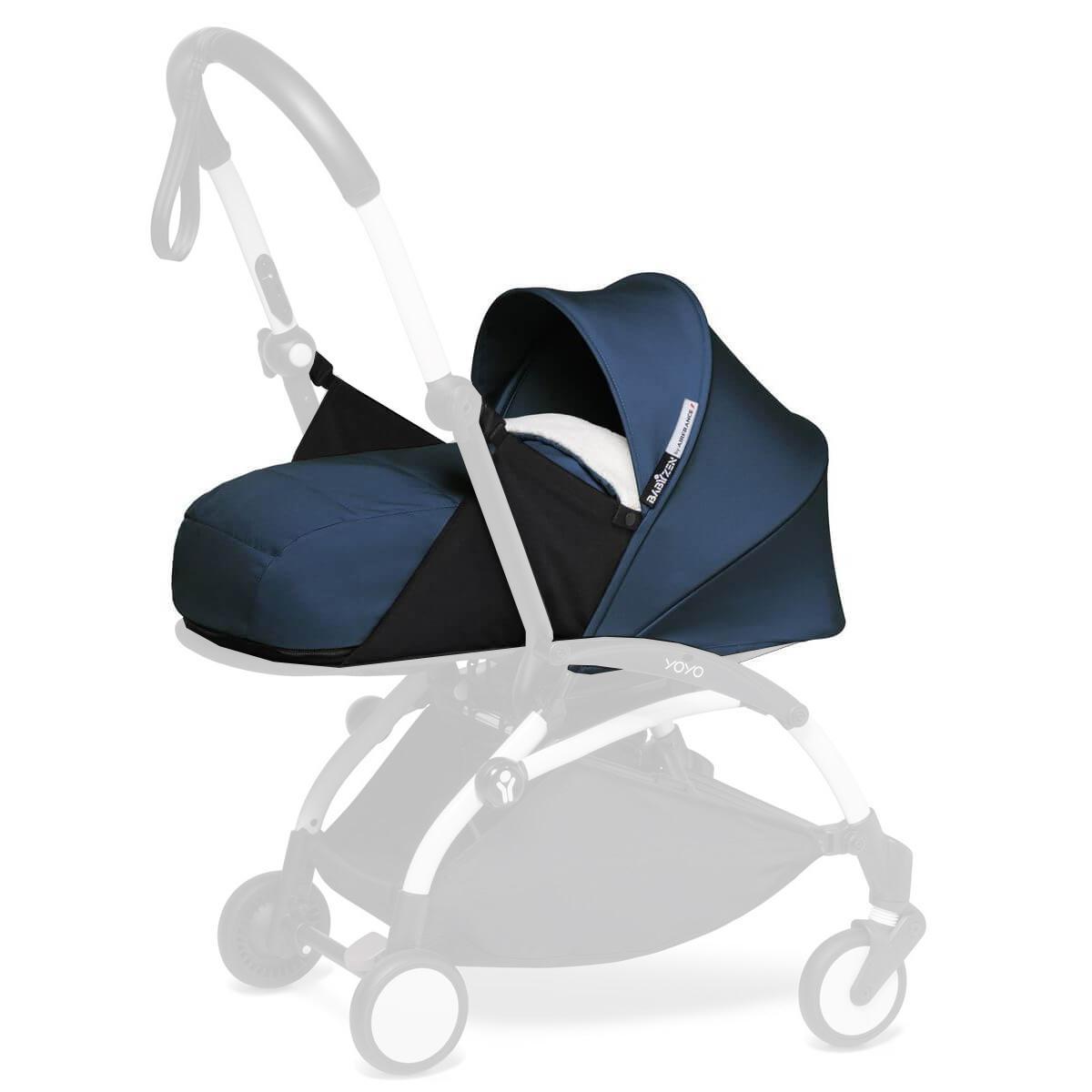 Pack nouveau-né 0+ BABYZEN YOYO² Bleu Air France