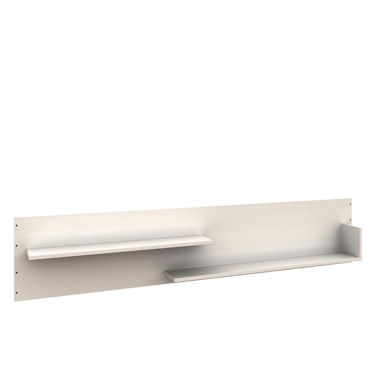Panneau arrière etagère DESTYLE De Breuyn blanc
