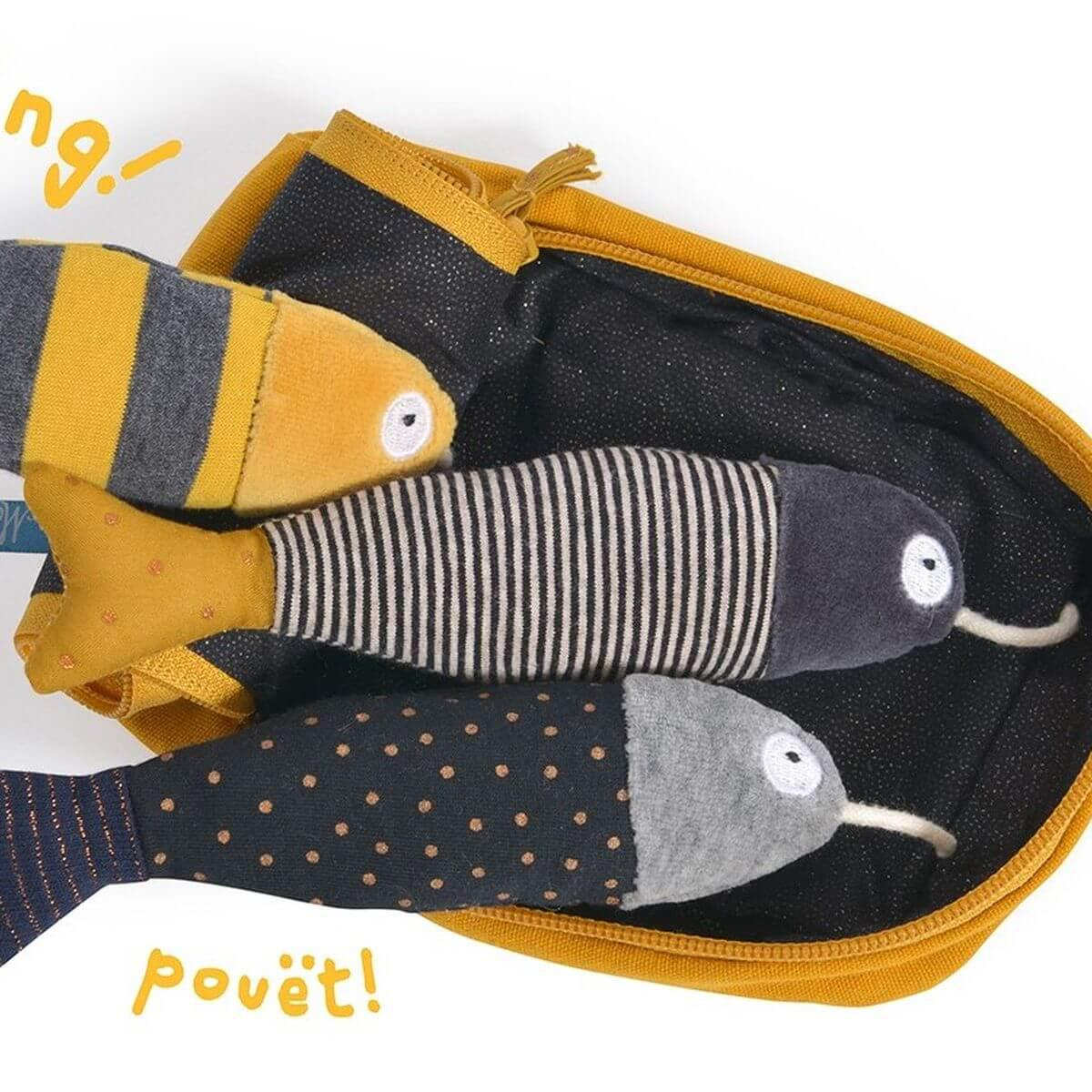 Moulin Les Activités Sardines Roty Peluche Moustaches bv6IfgY7y