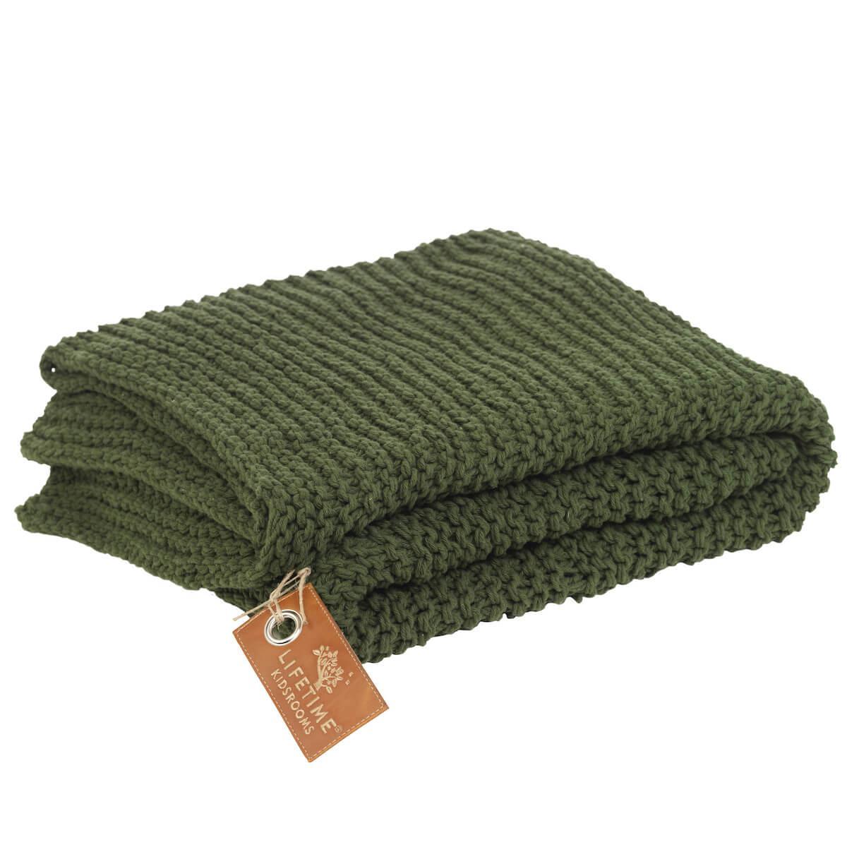 Plaid 150x130cm ADVENTURE Lifetime crochet