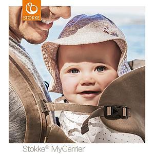 Porte-bébé frontal MYCARRIER Stokke noir