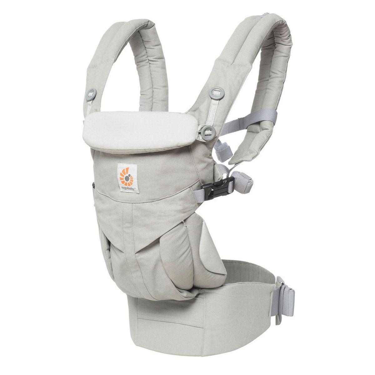 Porte-Bébé OMNI 360 Ergo Baby Pearl Grey