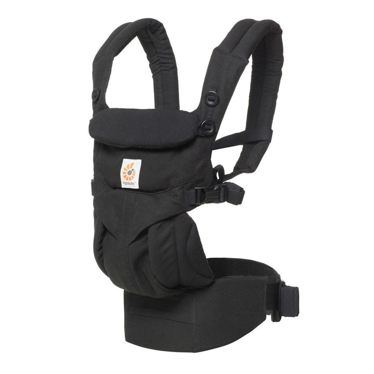Porte-Bébé OMNI 360 Ergo Baby Pure Black
