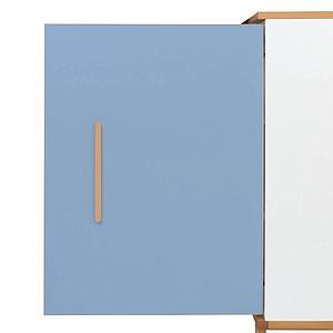 Porte M NADO By A.K. capri blue