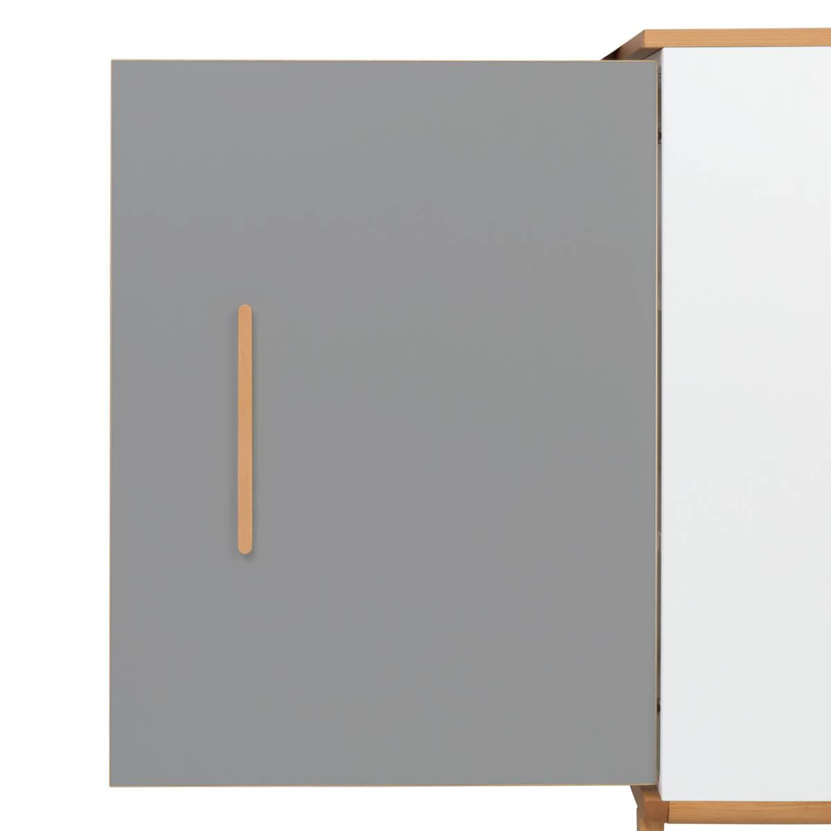 Porte M NADO slate grey