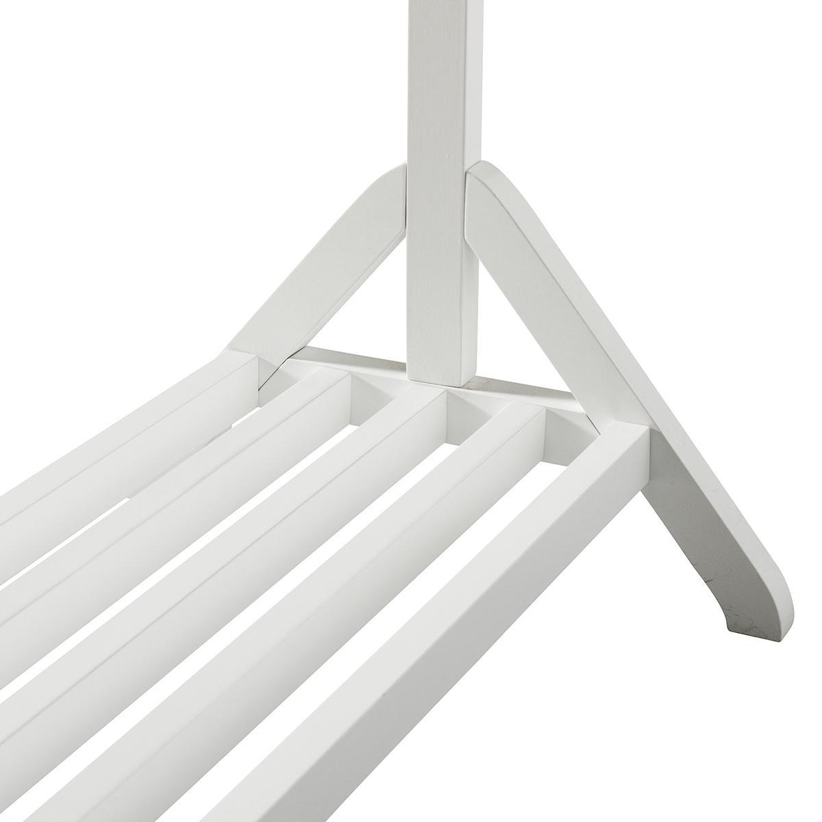 Porte-manteaux SEASIDE Oliver Furniture blanc