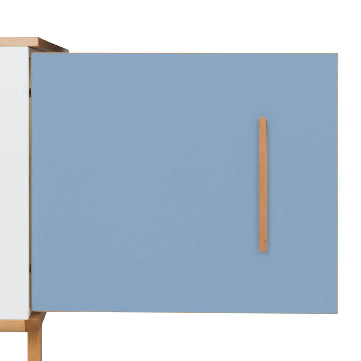 Porte S NADO capri blue