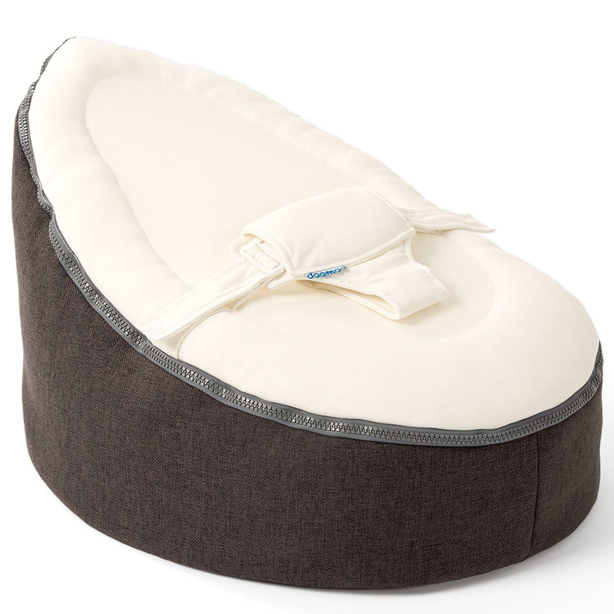 Pouf-relax SEAT doomoo home gris