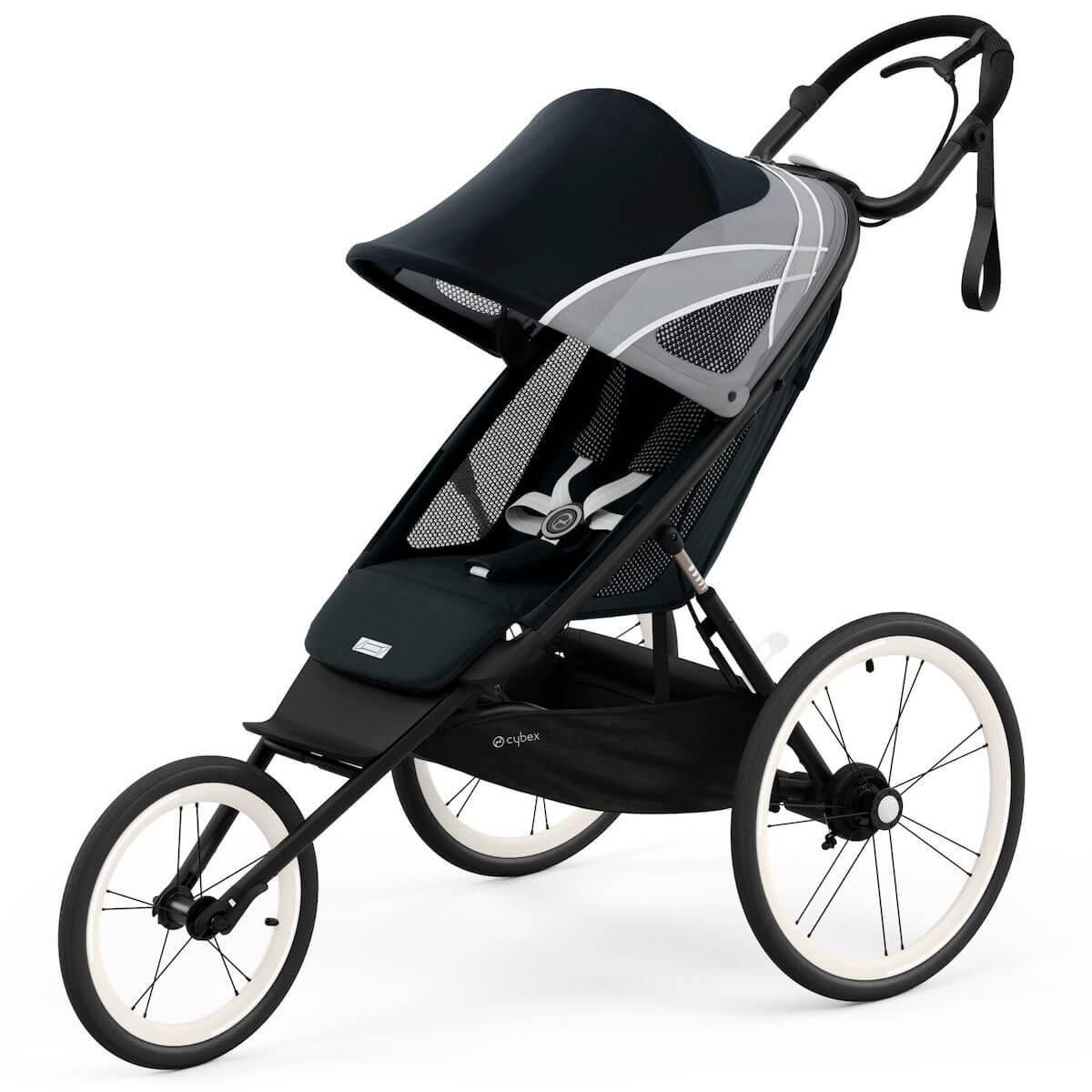 Poussette AVI SPORT GOODS Cybex blk-all black