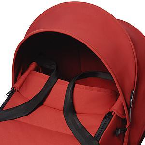 Poussette BABYZEN YOYO² tout en un nacelle/siège auto/6+ blanc-rouge