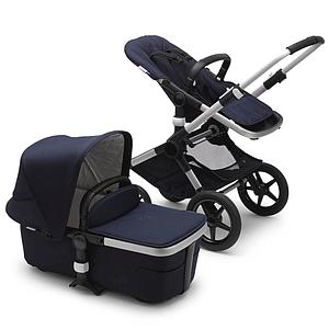 Poussette complet FOX2 Classic Bugaboo alu-dark navy