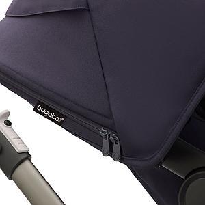 Poussette complète Bugaboo Fox3 Classic graphite-bleu marine