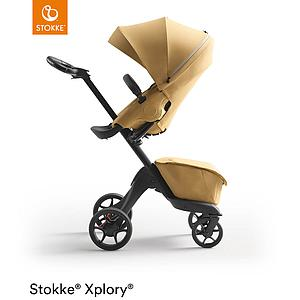 Poussette XPLORY X Stokke Golden Yellow