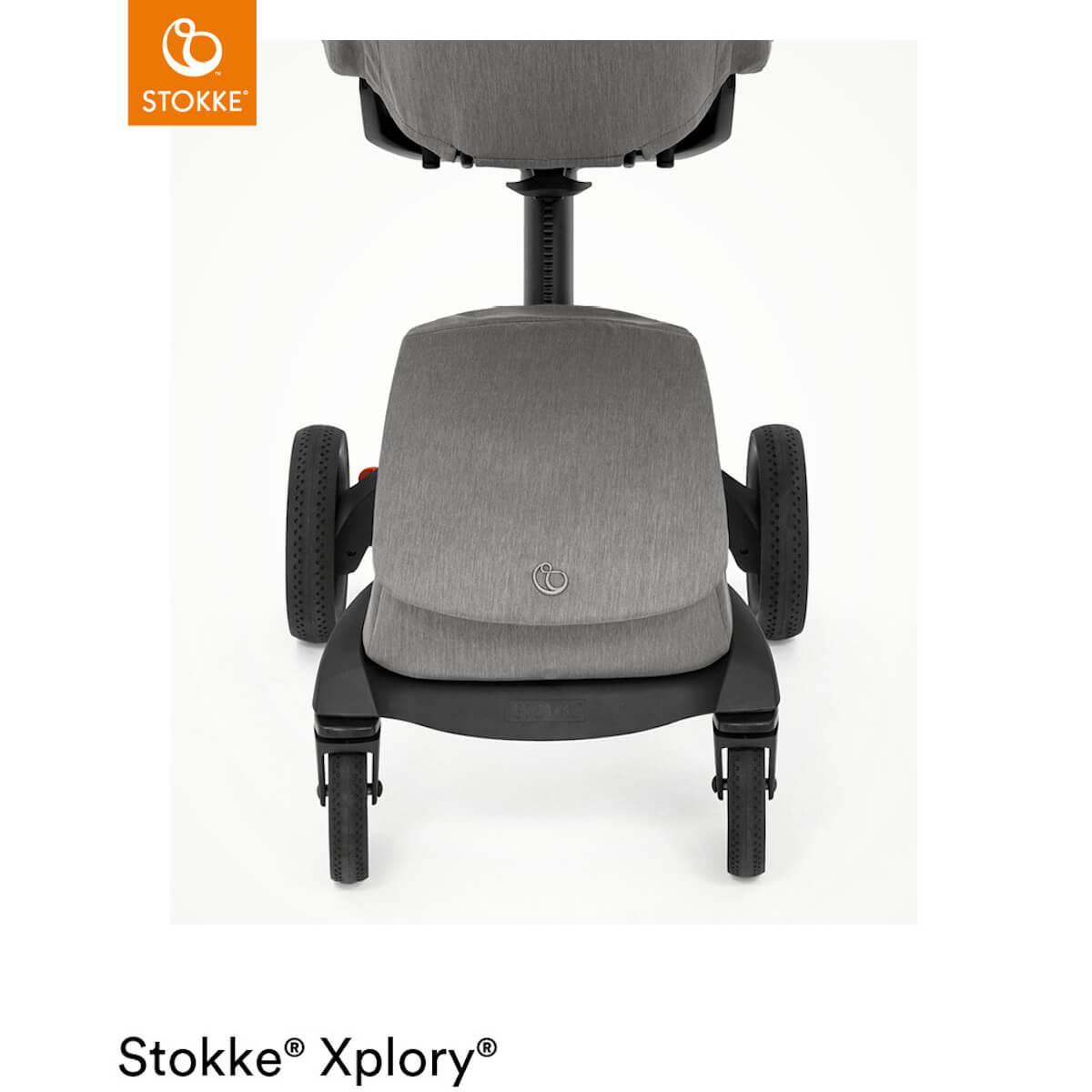 Poussette XPLORY X Stokke Modern Grey