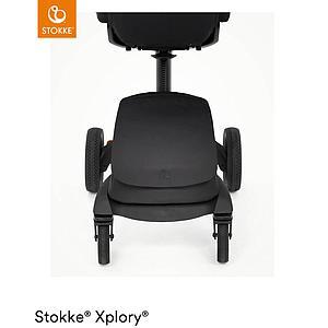 Poussette XPLORY X Stokke Rich Black