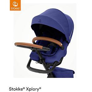 Poussette XPLORY X Stokke Royal Blue