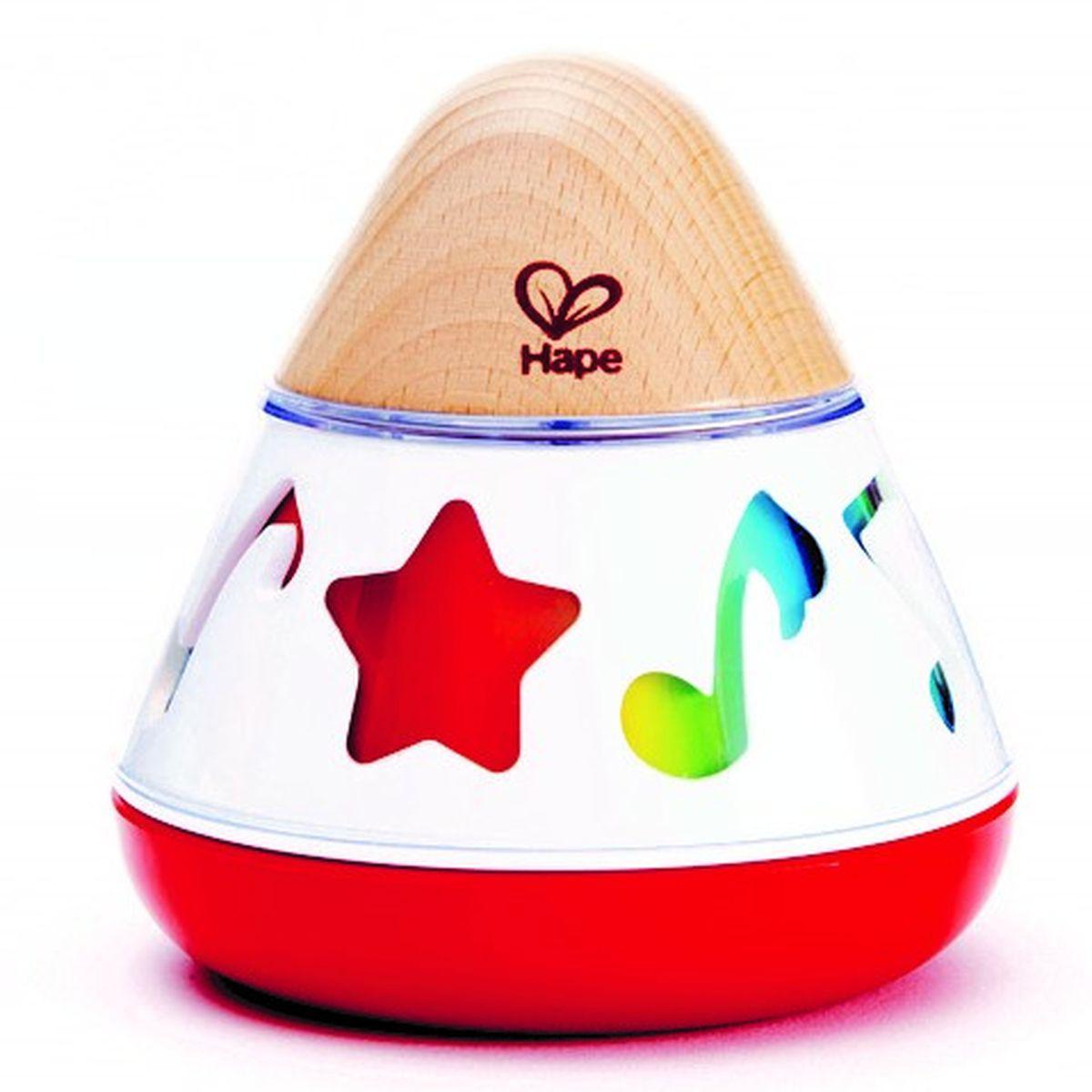 Pyramide musicale dansante bébé Hape