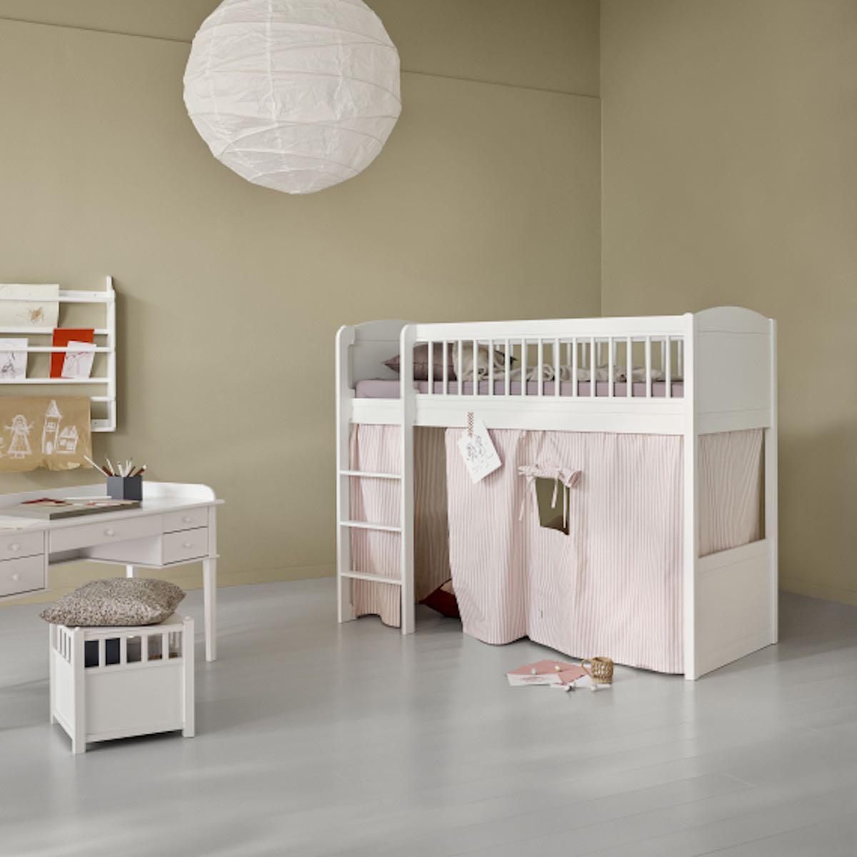 Rideau de lit LILLE + Oliver Furniture nature