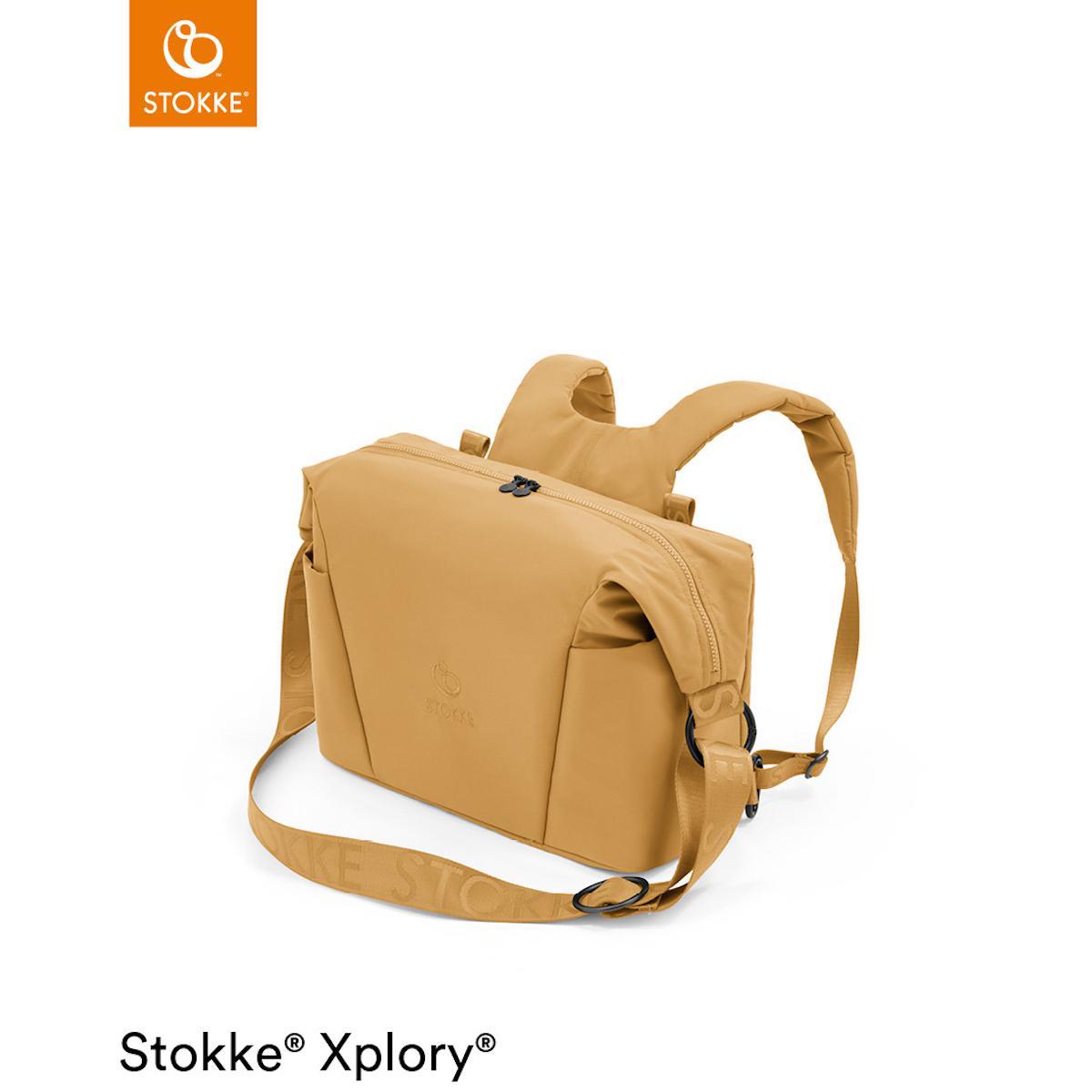 Sac à langer XPLORY X Stokke Golden Yellow