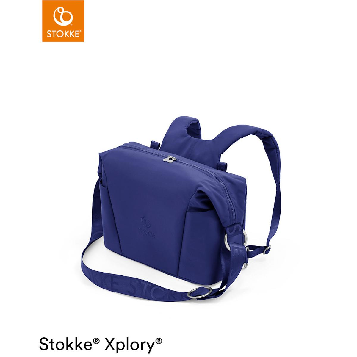 Sac à langer XPLORY X Stokke Royal Blue