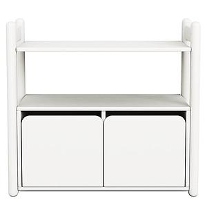 SHELFIE Mini C by Flexa Rangement 74 cm Blanc