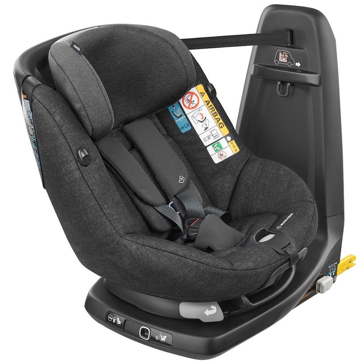 Siège auto bébé groupe 0+/1 AXISSFIX Maxi-Cosi nomad black
