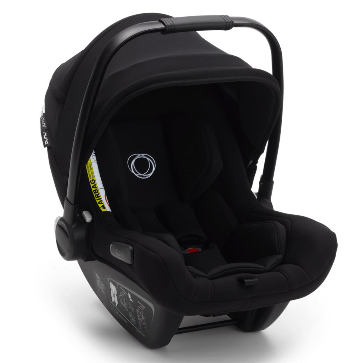 Siège auto Bugaboo TURTLE AIR by Nuna noir