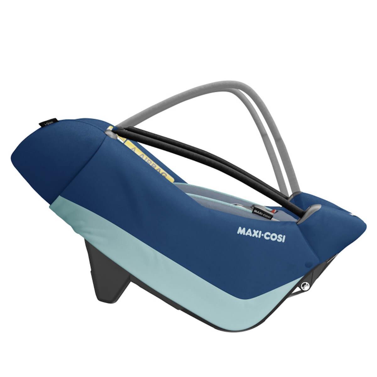 Siège auto gr0/0+ CORAL Maxi-Cosi Essential Blue