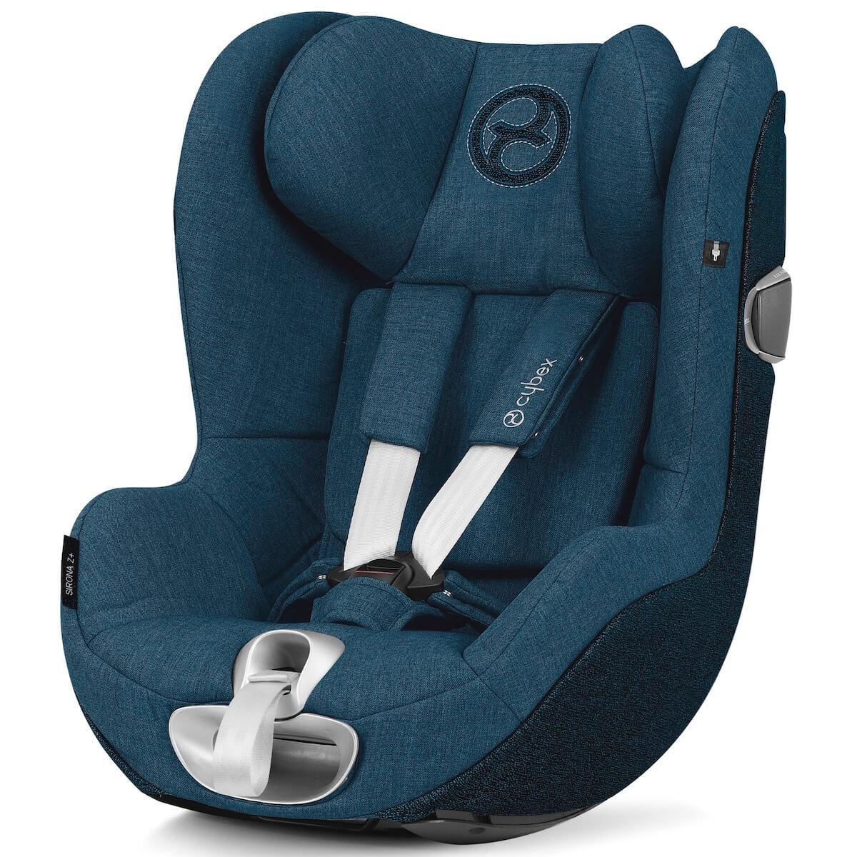 Siège auto gr0+/1 SIRONA Z I-SIZE PLUS Cybex Mountain blue-turquoise