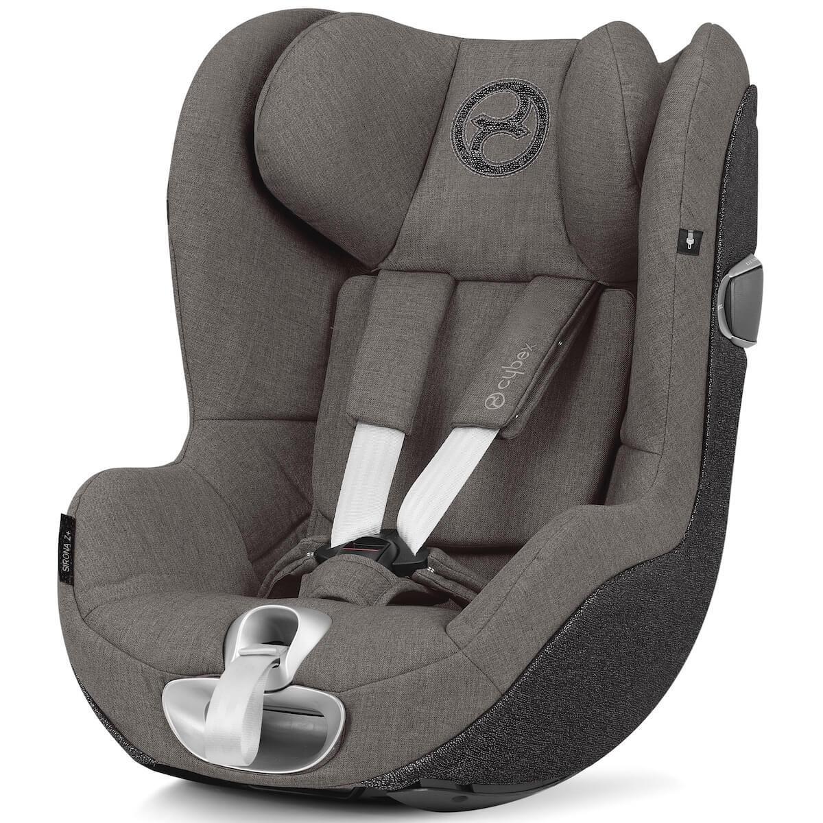 Siège auto gr0+/1 SIRONA Z I-SIZE PLUS Cybex Soho grey-mid grey