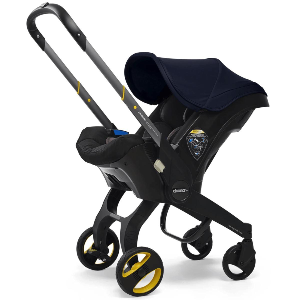 Siège-auto-poussette gr0+ Doona Royal blue