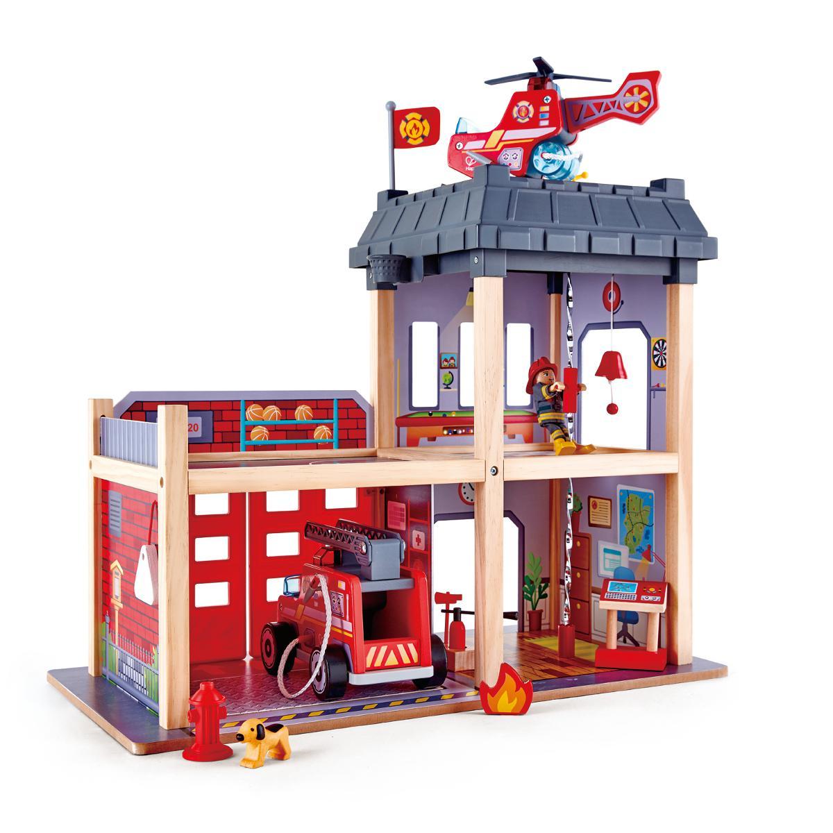 Station de pompiers FIRE STATION Hape