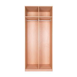 Structure armoire 219x93cm DESTYLE de Breuyn hêtre