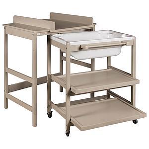Table à langer-bain SMART Quax Grisato