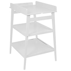 Table à langer HIP Quax blanc