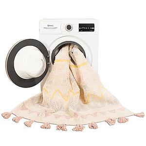 Tapis 120x160 cm AZTECA Lorena Canals natural-vintage nude