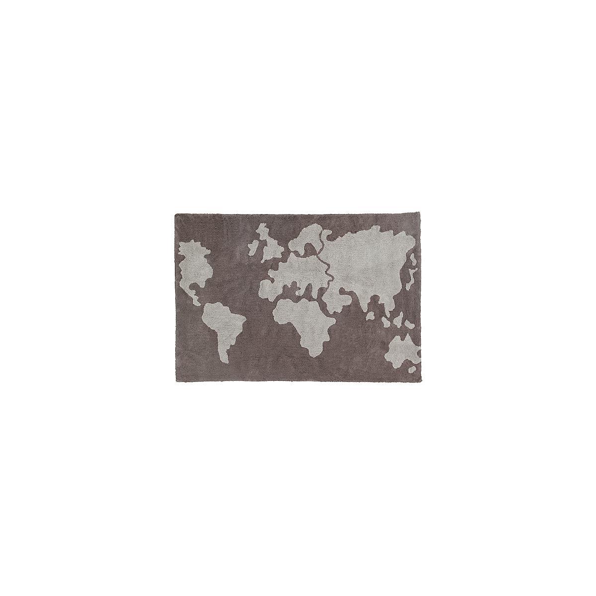 Tapis 140x200 cm WORLD MAP Lorena Canals