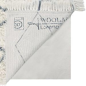 Tapis 140x80cm BERBER SOUL Lorena Canals woolable