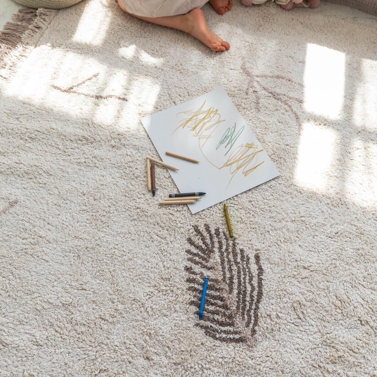 Tapis 170x240cm PINE FOREST Lorena Canals