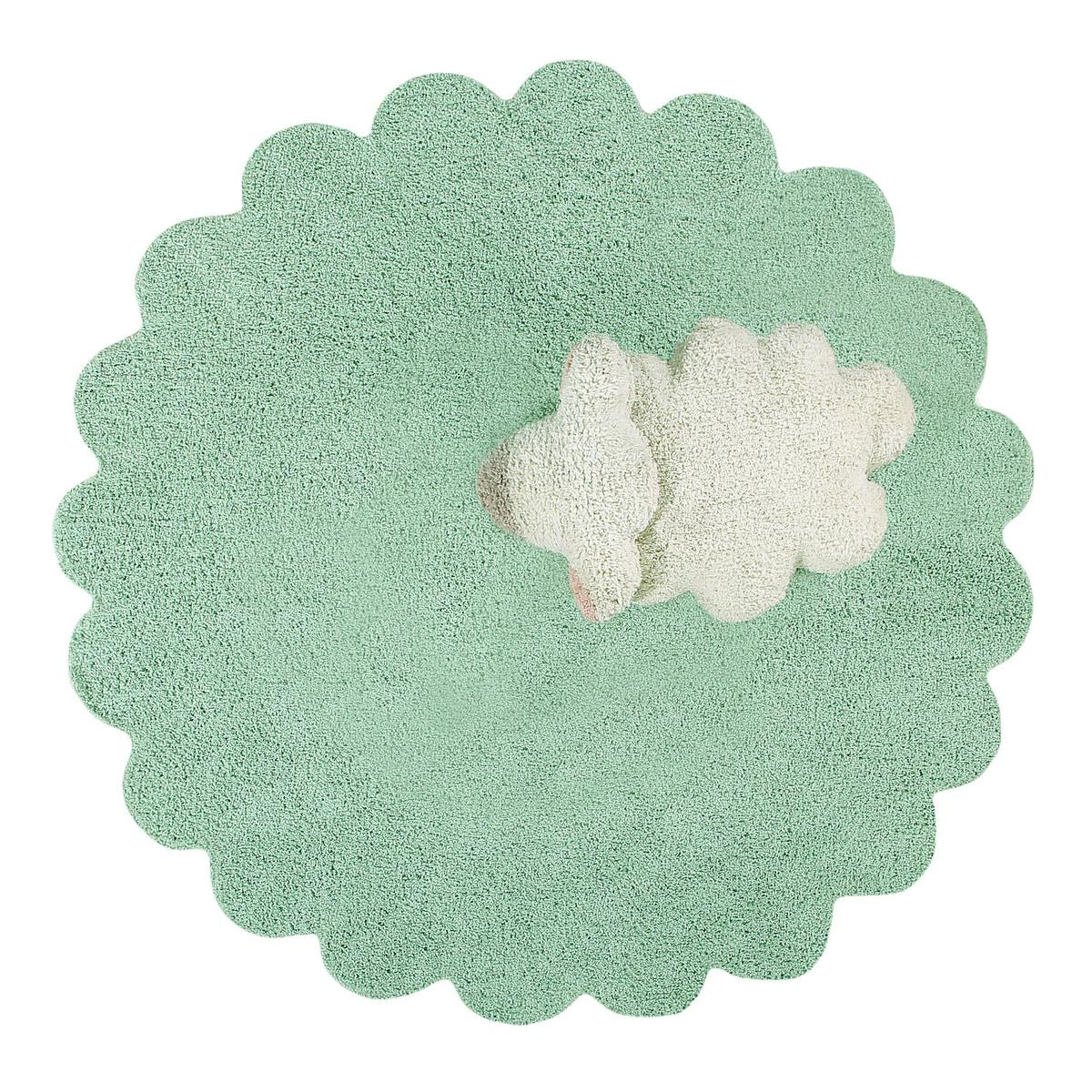 Tapis rond 140cm PUFFY SHEEP Lorena Canals