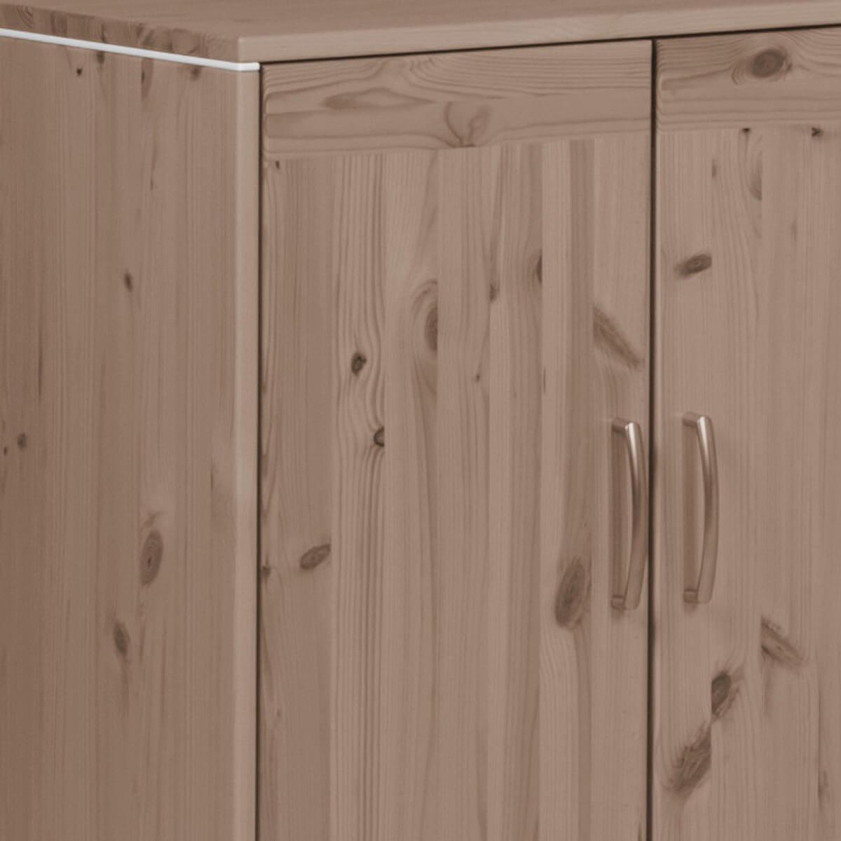 TERRA by Flexa Commode 2 portes avec baguettes terra
