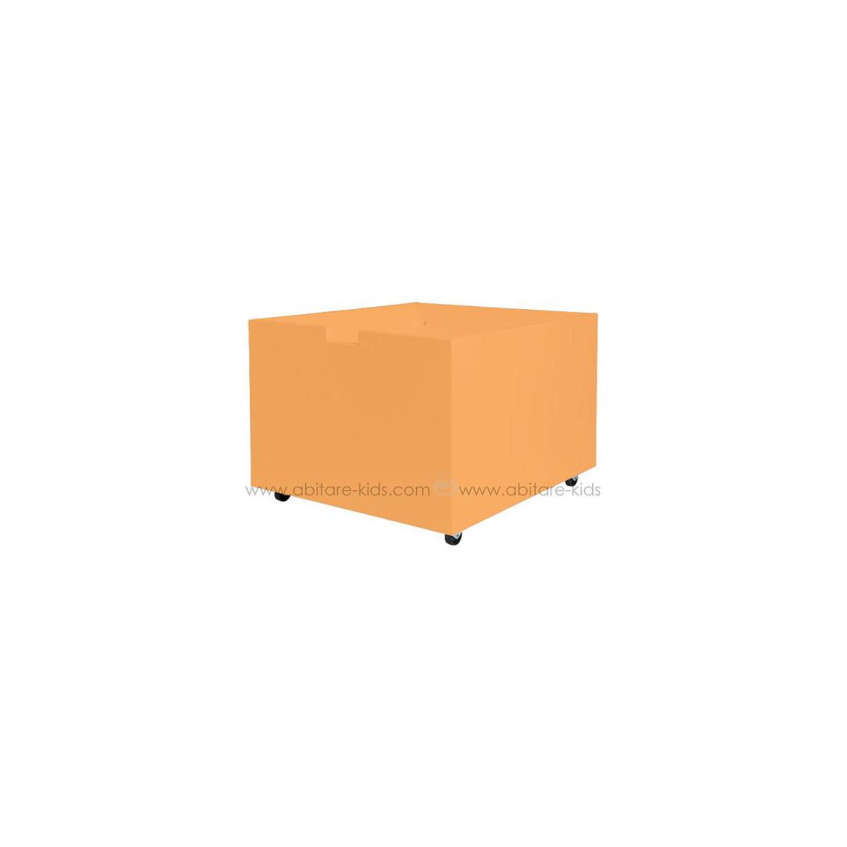 Tiroir à jouets-roulettes MIX & MATCH TIMO Bopita orange