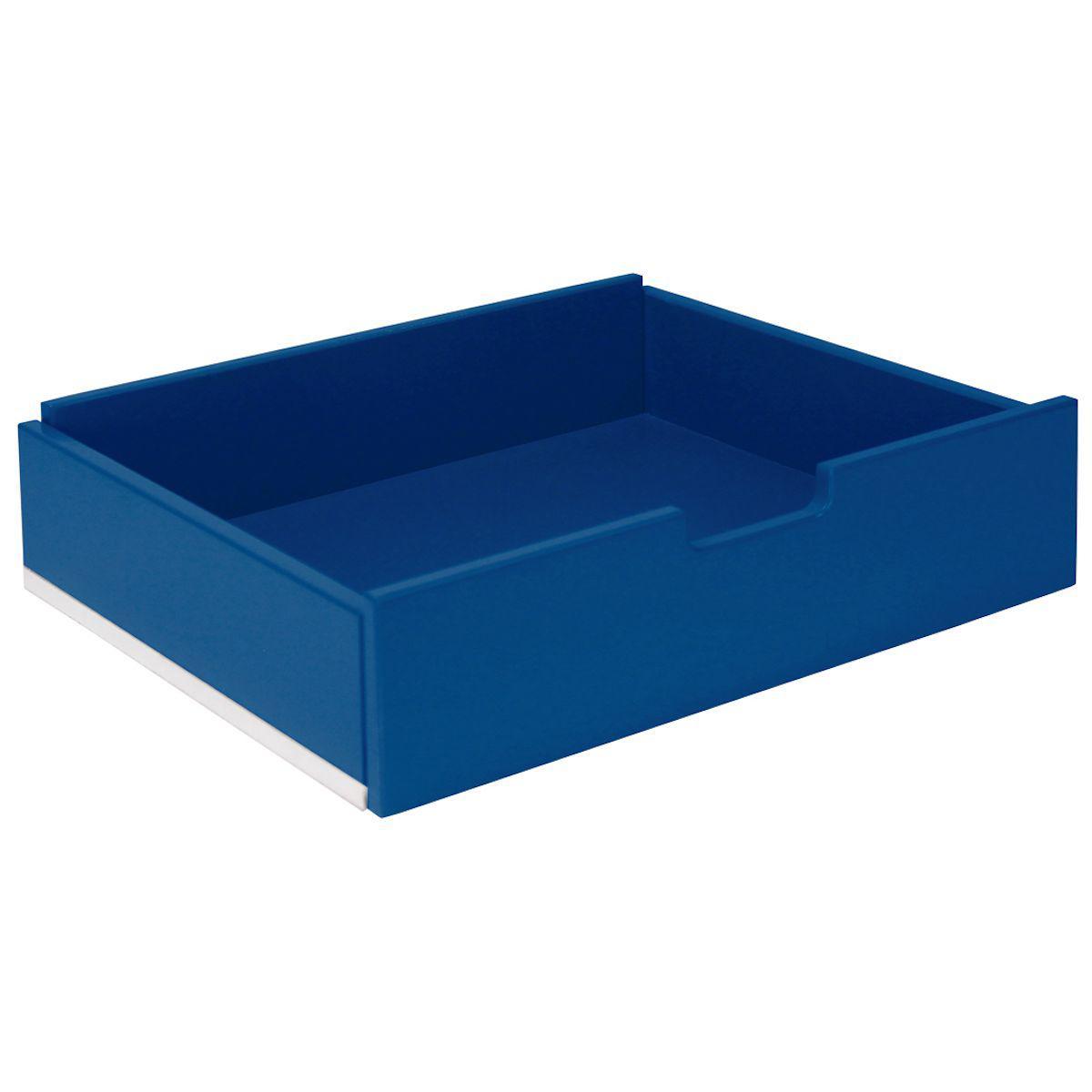 Tiroir-bureau SYO Bopita bleu cobalt
